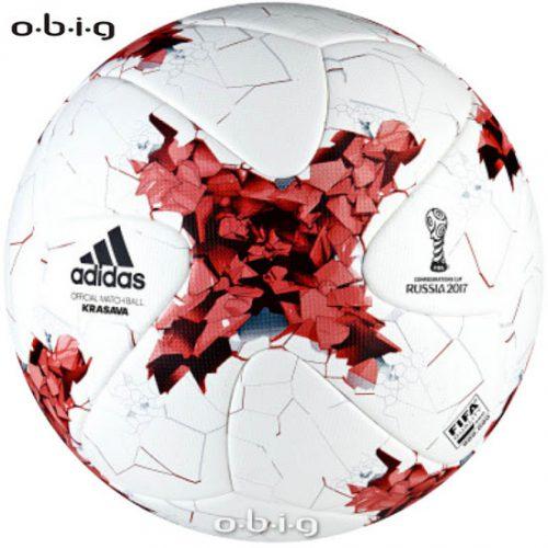Krasava - Der Spielball für den Confed Cup 2017