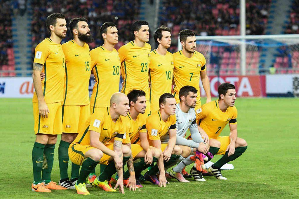 Eher Unwahrscheinlich: Australien als Weltmeister 2018 (feelphoto / Shutterstock.com)
