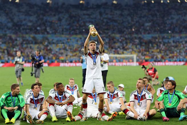 Deutschland ist Weltmeister 2014 - AGIF / Shutterstock.com