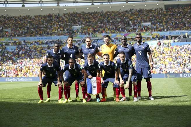 frankreich-team