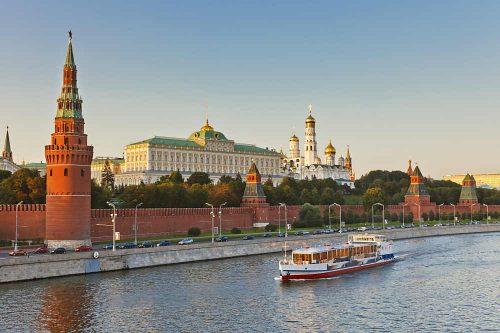 Moskauer Kreml (Shutterstock)