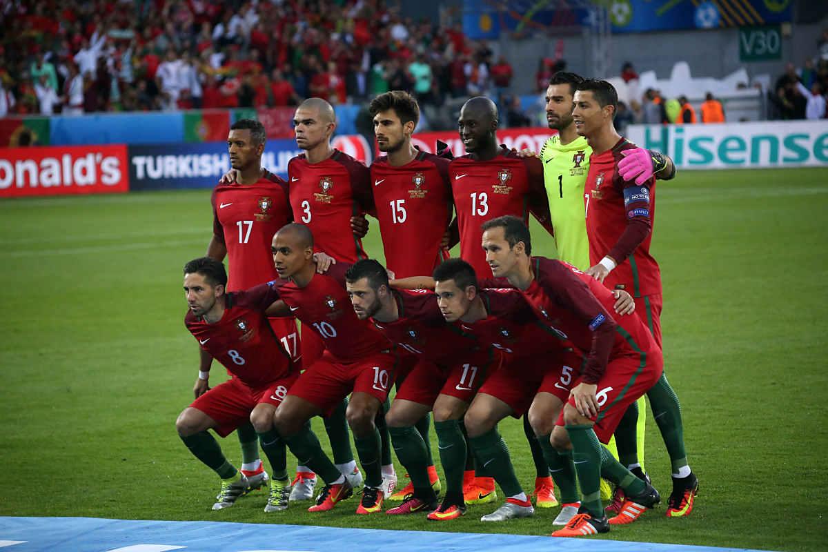 Nationalmannschaft Portugal