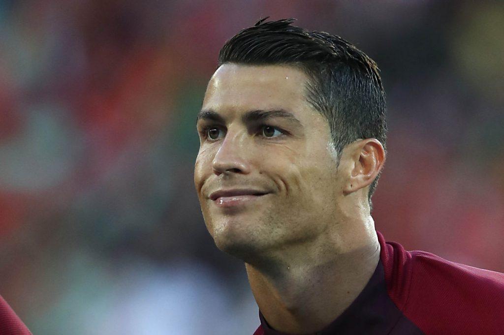 Christiano Ronaldo - Weltfußballer und Europameister 2016 - er wird dabei sein mit Portugal (Foto Shutterstock)