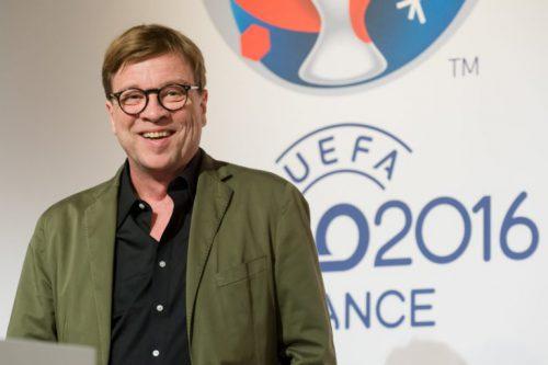 Béla Réthy im ZDF - wieder als Kommentator dabei (Foto: ZDF Presse)