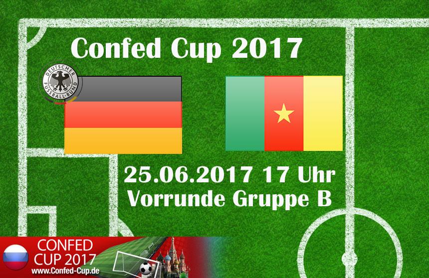 Deutschland - Kamerun: Am letzten Spieltag der Gruppenphase trifft man auf den amtierenden Afrikameister Kamerun um Trainer Hugo Broos.