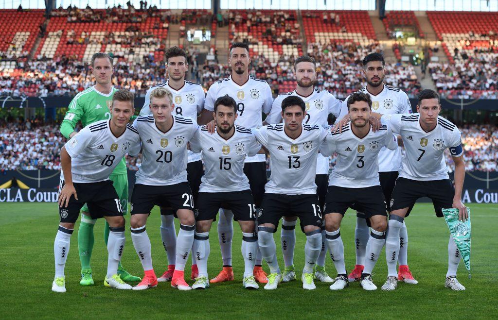 Dfb Kader Confed Cup 2017