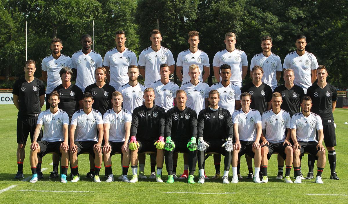 Confed Cup 2019 Deutschland